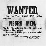 US Railways Were Built with Slave Labor The Mobile and Girard Railroad, now owned by Norfolk Southern, advertised for slaves in 1856. Corporate records of the time show railroads bought or leased slaves.