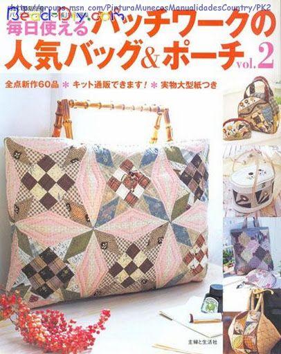 Quilt Bag - Chompoonoot Bunjong - Picasa Web Album