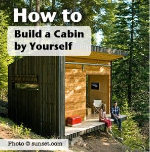 How to build a cabin by yourself ashville property for How to build a small cabin yourself