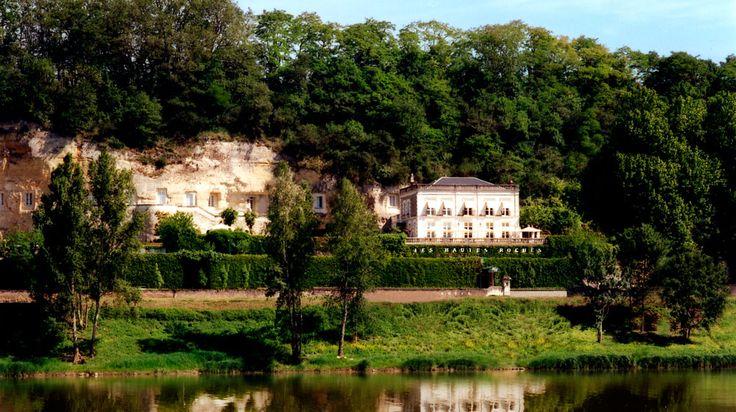 Les Hautes Roches - Rochecorbon, France