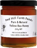 Red Hill Farm Foods - Yellow Box Raw Honey 250gm Jar, $5.50 (http://www.redhillfarmfoods.com.au/yellow-box-raw-honey-250gm-jar/)