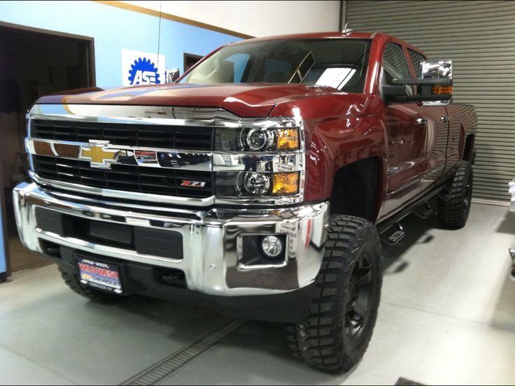 35 Best Images About Chevy Trucks On Pinterest 2015