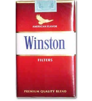 Winston Filter Soft Pack