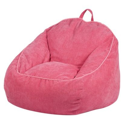 Circo Bean Bag Chair - Pink Corduroy TARGET