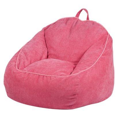 Circo Bean Bag Chair - Pink Corduroy TARGET