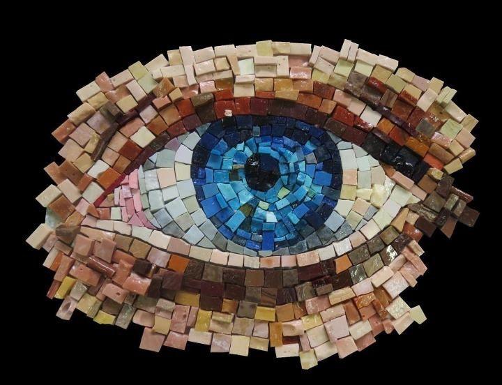 eye mosaic                                                       …