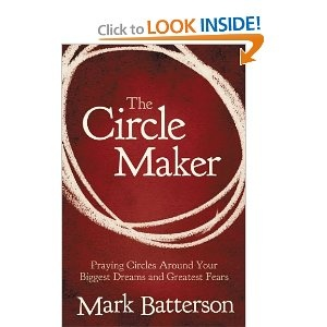 """Excellent book about prayer.  """"...work like it depends on me and pray like it depends on God."""" -Mark Batterson"""