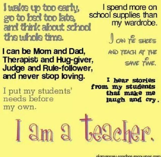Thoughts And Guidelines For Preparing Teachers For School: 112 Best Teaching Quotes Images On Pinterest