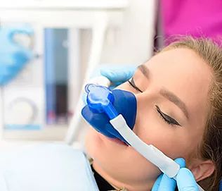 """We understand that not everyone is """"keen"""" on going to the dentist, so we offer sedation dentistry. Some of our patients who come in with dental fears or anxiety actually fall asleep in the chair!   Learn more about sedation dentistry: https://www.slavelakedental.ca/sedation"""