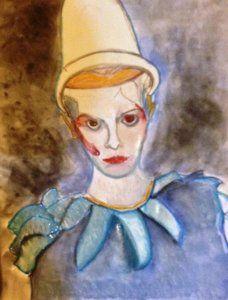 Drawing - Major Tom # 2 by Regina Jeffers