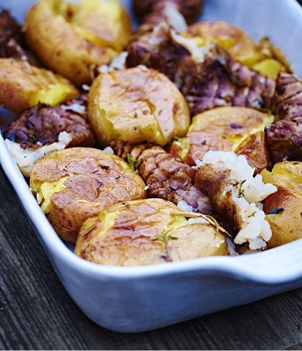 Opskrifter med kartofler