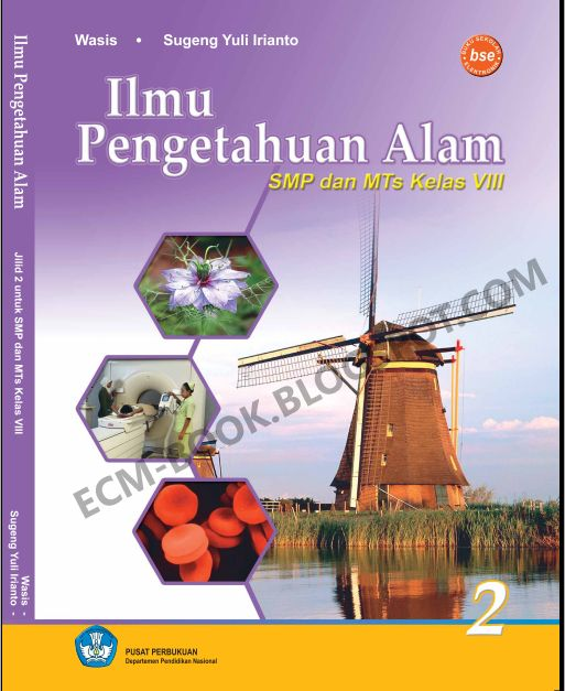 Ebook: Buku Sekolah Elektronik SMP Kelas 8 IPA