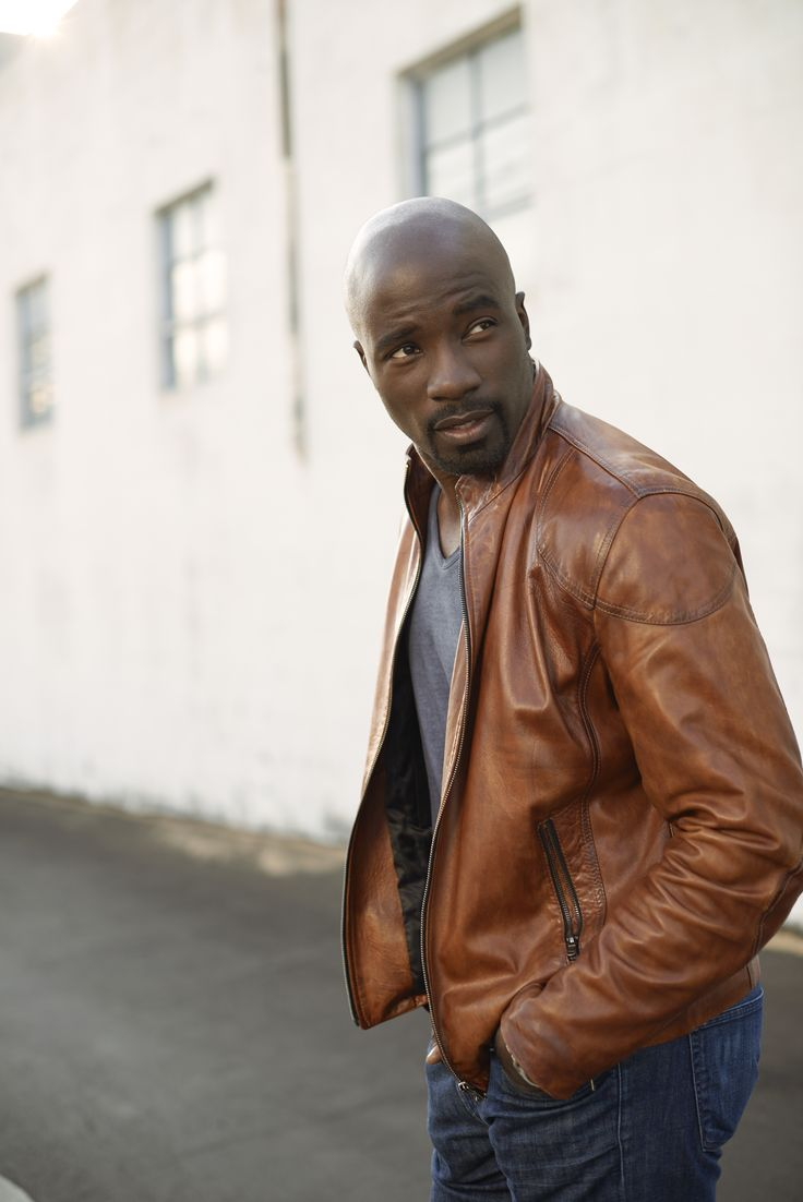 luke cage stole my heart; thanks mike coulter.