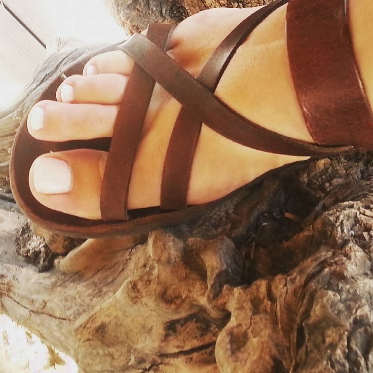 Take It Natural! #ippomare #sandals #handcrafted #handmade #genuineleather #realleather #summer #summertime #shoes #shoeslovers #timlessbeauty #summerfashion #takeitnatural #Hellas #greece #sun