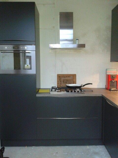 De keuken so far