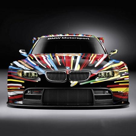 Art Car. 2010 Bmw M3Jeff ...