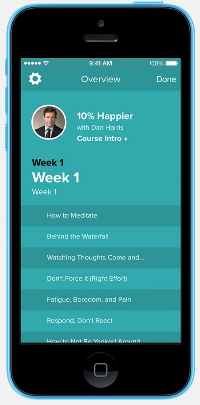 gratis app mindfulness