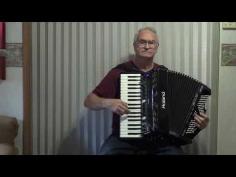 Open Up Your Heart And Let The Sunshine In Roland FR3X Accordion - YouTube