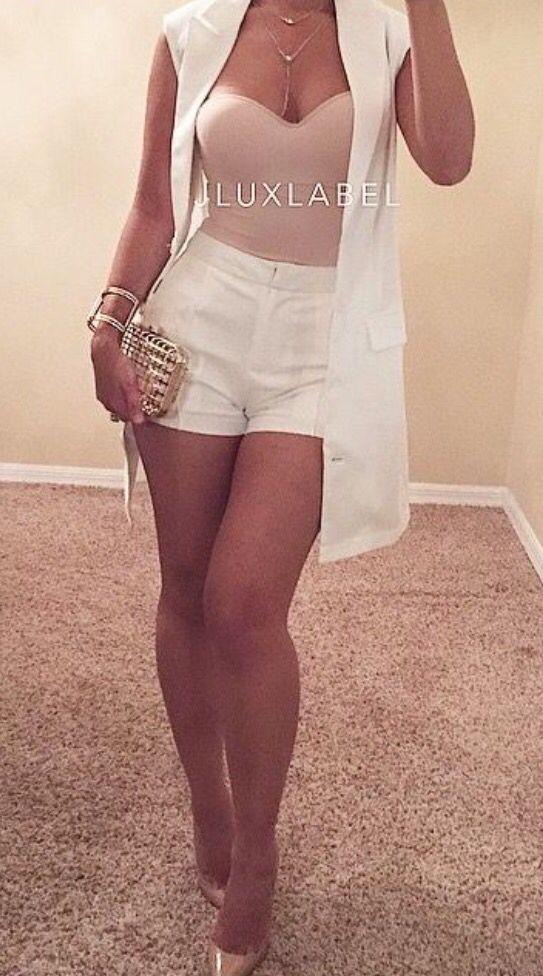 White shorts                                                                                                                                                     More