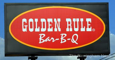 Year of Alabama Food: Golden Rule Bar-B-Q, Irondale (with slideshow and video)