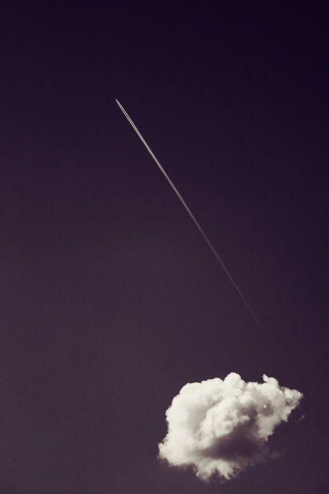 Sky art!