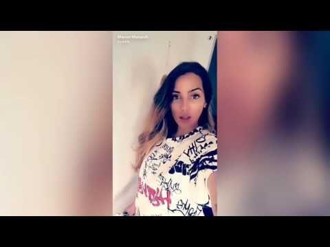 Snapchat Manon Marsault remise en questions Perdu dans son délire