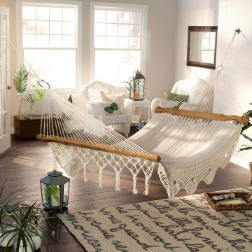 top 25+ best bedroom hammock ideas on pinterest | indoor hammock