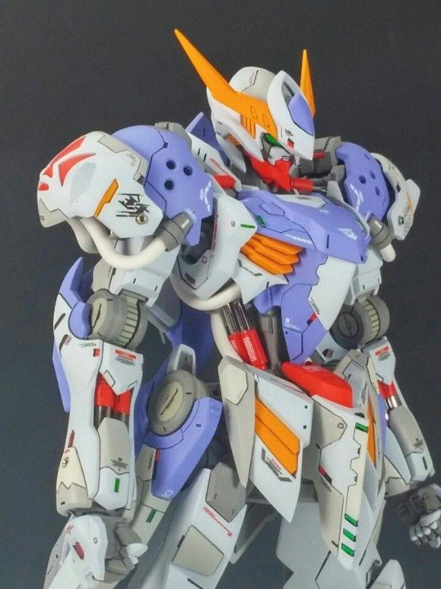 www.pointnet.com.hk - 堅靚!! 模型作品 HG 1/144 Gundam Barbatos Lupus