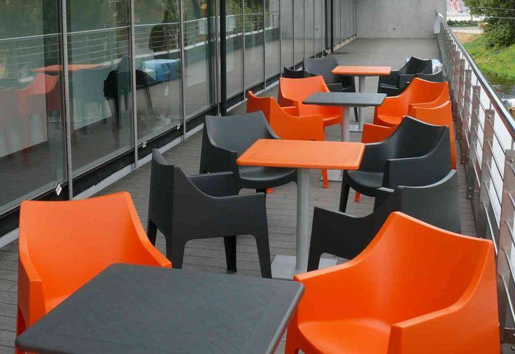 mobilier de terrasse restaurant mobilier restaurant pinterest restaurant mobilier et. Black Bedroom Furniture Sets. Home Design Ideas