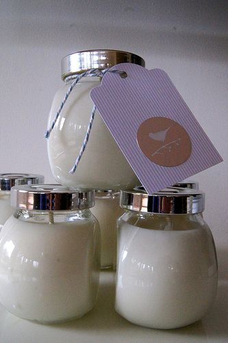 How to make your own candles - perfect hand made Christmas Gift
