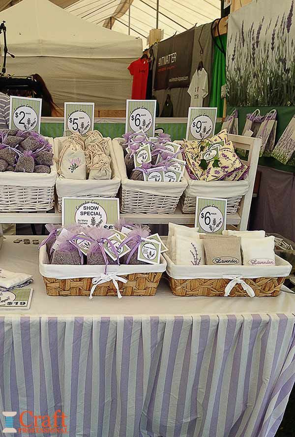 Handmade lavender products                                                                                                                                                     More