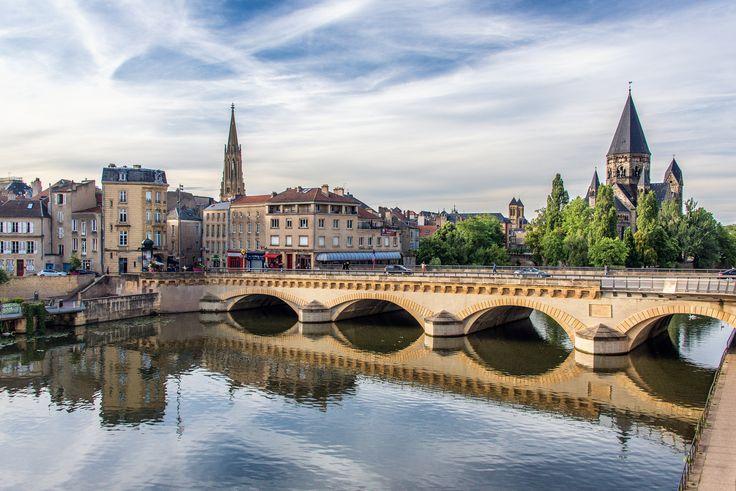 Ville de Metz : Cité trimillénaire tournée vers l'avenir