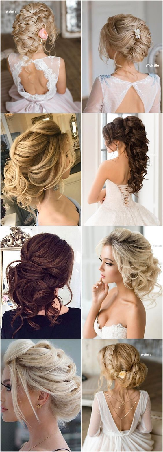 Wedding Hairstyle Inspiration – Elstile Featured…
