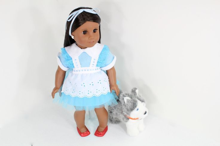 How to Make a Doll Costume: Rag Doll, Alice in Wonderland, Dorothy From ...