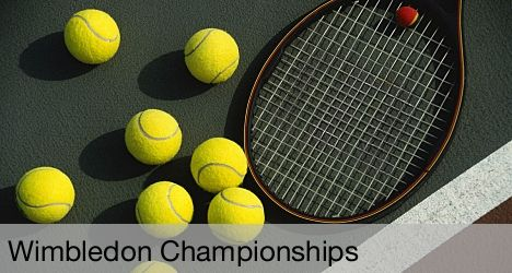 Car service for Wimbledon Tennis Championships