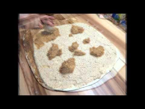 Töpörtyűs pogácsa - YouTube