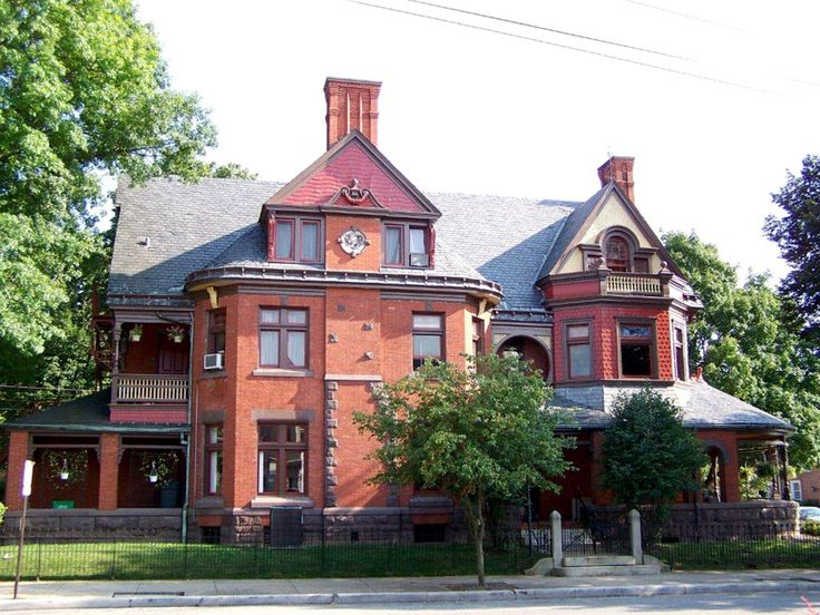 Exceptional Home Of Famed York Architect John Dempwolf, 701 South George Street. It Was  Built
