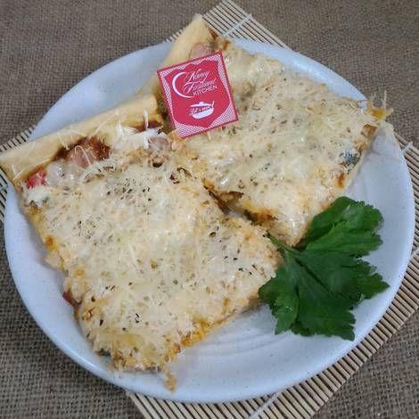 Pork 🐷 Pizza