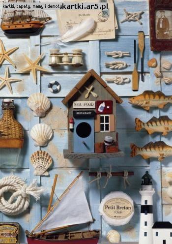 Maritime Moods kompozycja i fotografia Andrea Tilk