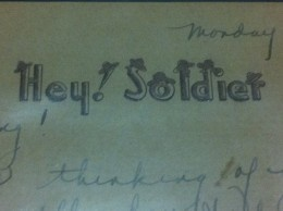 Letters to George Lutz a WWII Army Veteran