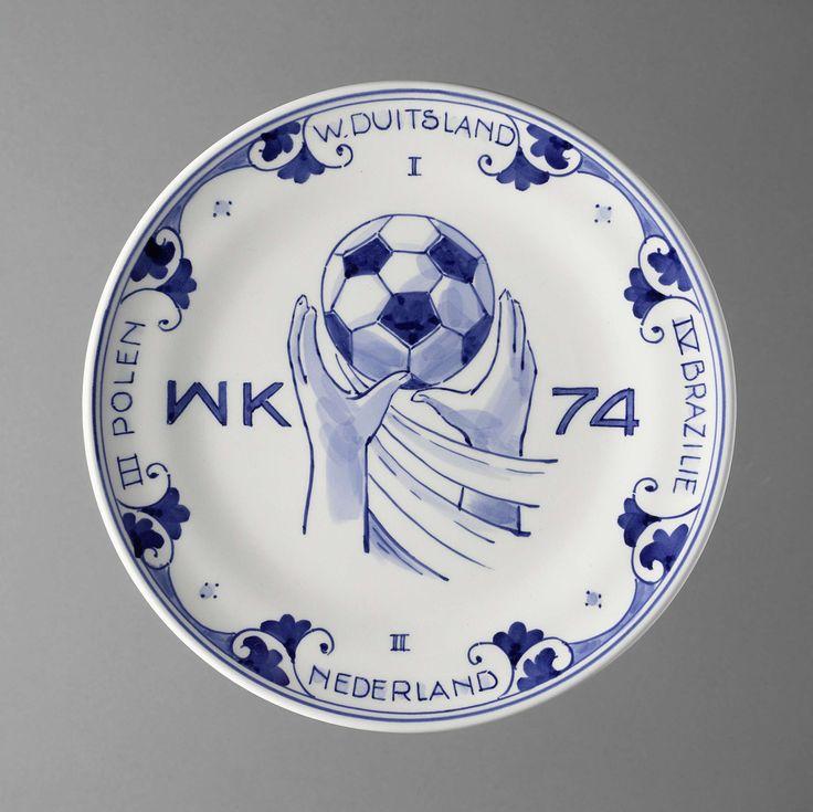 Wereldkampioenschappen voetbal, 1974, De Porceleijne Fles, 1974
