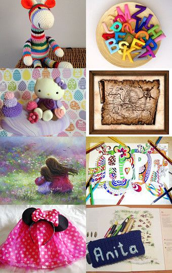 The best for kids by matina nychas on Etsy--Pinned with TreasuryPin.com