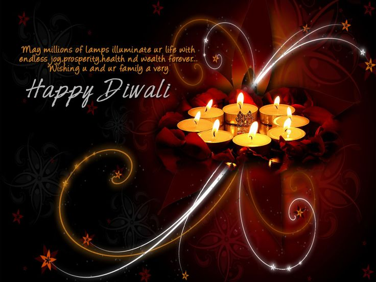 Happy Diwali 2014 Wallpapers 3D