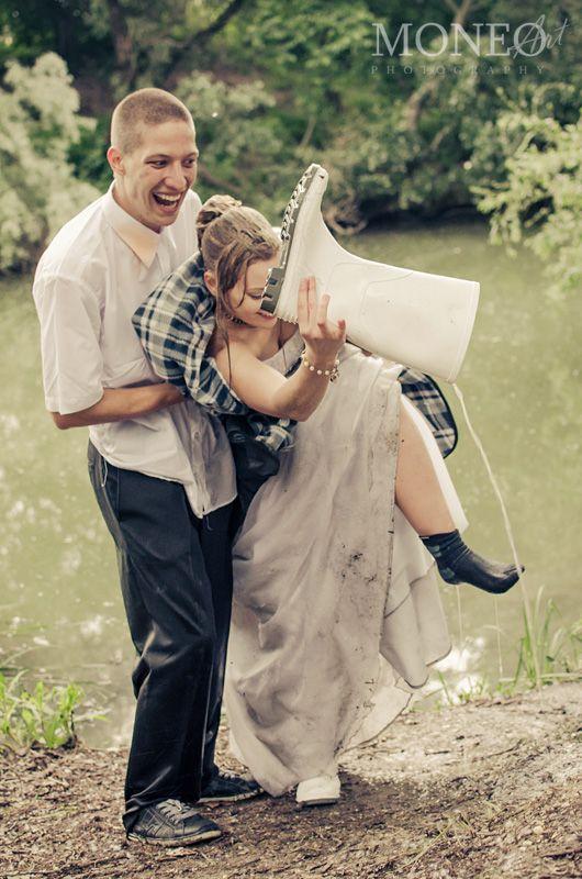 #WeddingPhotography #water #fun