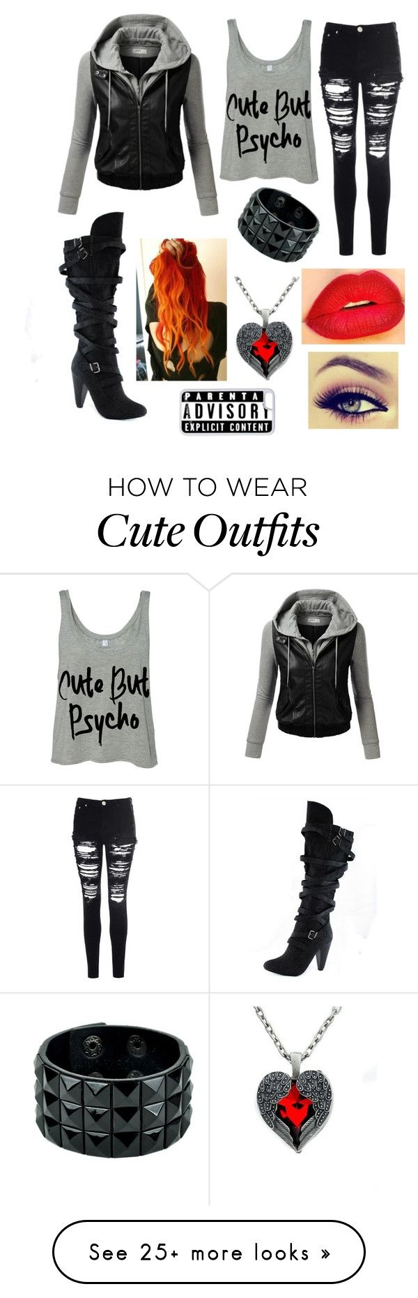"""Casual for Phoenix"" by missolivetree on Polyvore featuring Fahrenheit, Glamorous, J.TOMSON and CellPowerCases"
