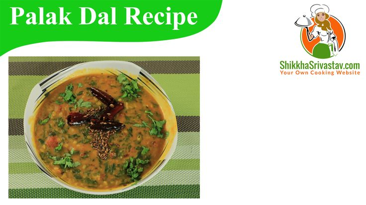 203 best hindi recipe youtube video images on pinterest language palak dal recipe in hindi how to make palak dal at home in hindi language forumfinder Image collections