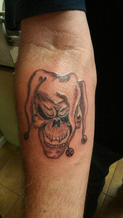 Jester Tattoo