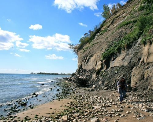 Bluffer's Park, Scarborough, in the Nature's Call chapter of 500-page family guide Toronto Fun Places.