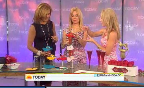 Today Show Kentucky Derby Party Ideas Segment + DIY Southern Belle Bottles    Cup ideas for the Bridesmaids!