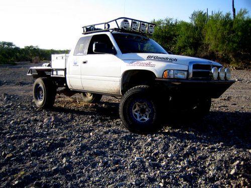 C B Dc C Fec Ce Bf F Ram Trucks Dodge Trucks on Dodge 2500 With Flat Bed